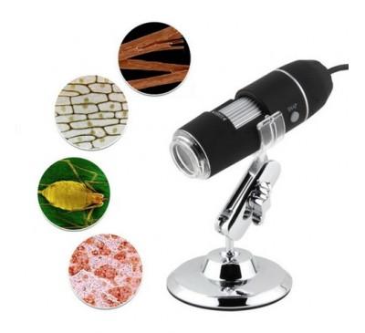Микроскоп цифровой с USB подключением (увеличение 500x) / USB Micro