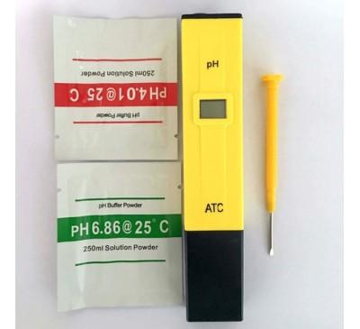 Ph-метр (измерение кислотности жидкостей) 1 шт. / PH-009