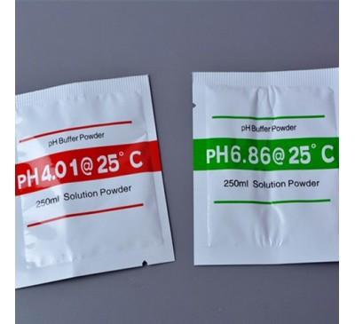 Буферные порошки (2 шт.) для калибровки Ph-метра