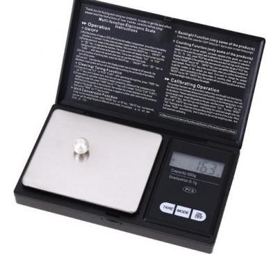 Электронные ювелирные весы (0,1г-1000г)