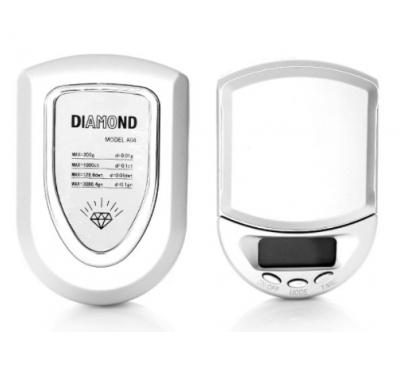 Электронные ювелирные (карманные) весы (0,1г-500г) / Diamond-500