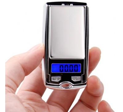 Электронные стелс-весы (0,01г-100г) / Mini-100/0,01