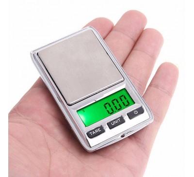 Электронные ювелирные (карманные) весы (0,01г-100г) / Mini-100
