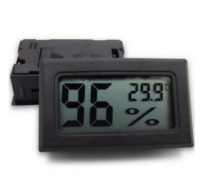 Термометр + гигрометр компакт (1 шт.)
