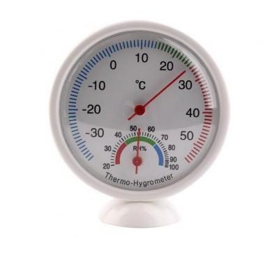 Термометр + гигрометр (механика) 1 шт.