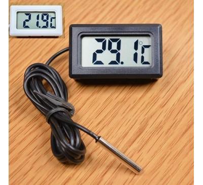 Термометр компакт с выносным датчиком/щупом (1 шт.)