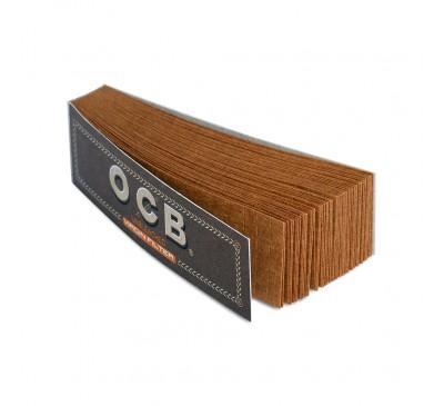 Фильтры для самокруток, бумажные OCB (50 шт) / OCB Tips