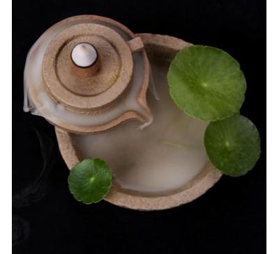 """Подставка-жаровня для ладана """"Источник"""" (керамика) / Incense fryer"""
