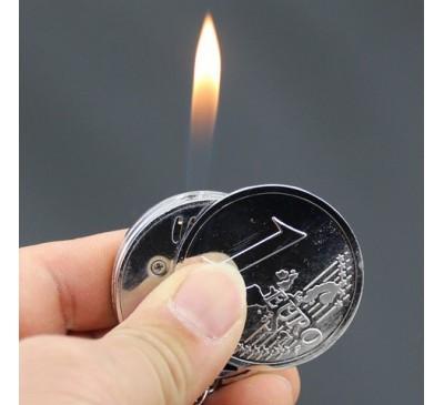 "Зажигалка-брелок ""Монетка"" / Lighter Coin"