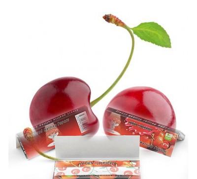 """Бумага для самокруток ароматизированная """"Вишня"""" (110 мм, 32 шт.) / Hornet Cherry"""