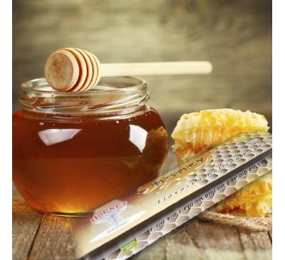"""Бумага для самокруток ароматизированная """"Мёд"""" (110 мм, 32 шт.) / Hornet Honey"""