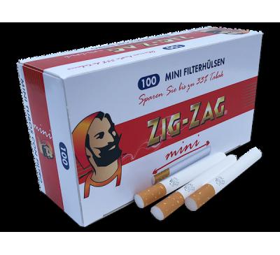 """Гильзы для набивки сигарет 100 шт/уп / OCB Zig Zag Mini tubes""""100"""